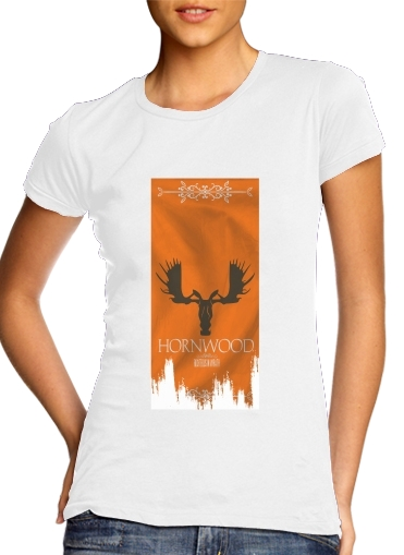 Flag House Hornwood for Women's Classic T-Shirt