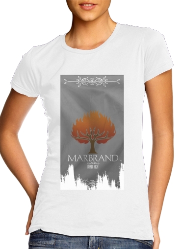Flag House Marbrand for Women's Classic T-Shirt