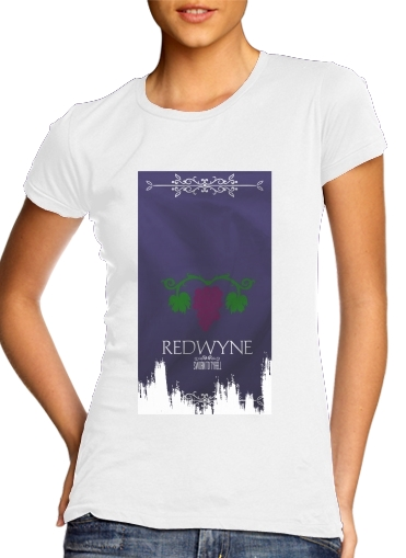 Flag House Redwyne for Women's Classic T-Shirt