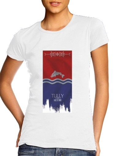 Flag House Tully for Women's Classic T-Shirt