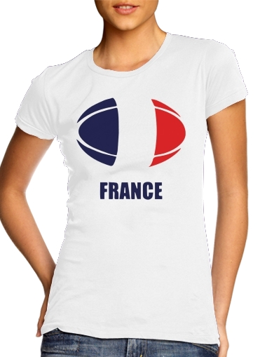 france Rugby for Women's Classic T-Shirt