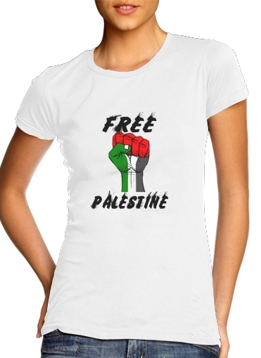 Free Palestine for Women's Classic T-Shirt