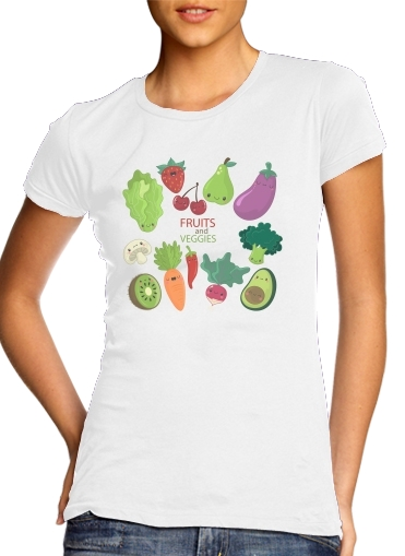T-Shirts Fruits and veggies