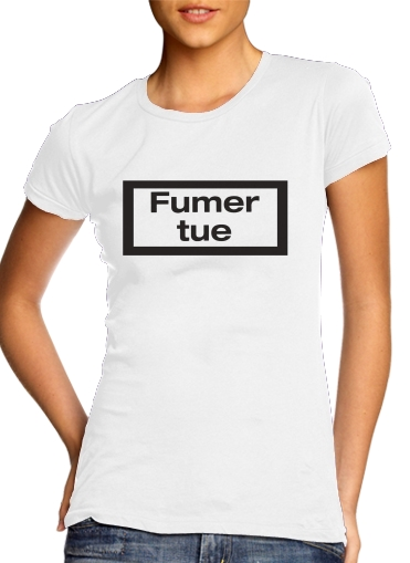 T-Shirts Fumer Tue
