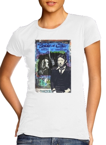 woment Gainsbourg Smoke T-Shirts