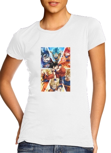 T-Shirts Goku Ultra Instinct