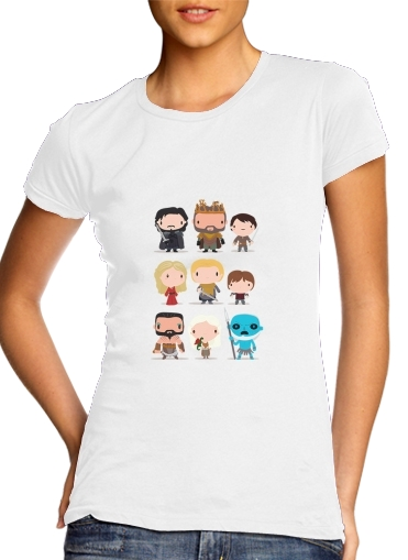 Got characters for Women's Classic T-Shirt