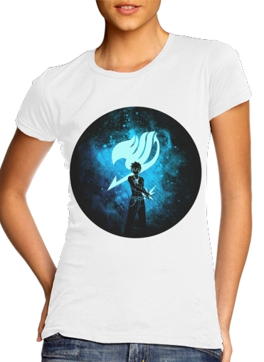 woment Grey Fullbuster - Fairy Tail T-Shirts