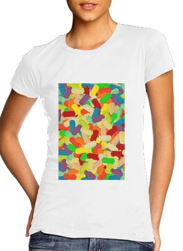 Gummy London Phone  for Women's Classic T-Shirt