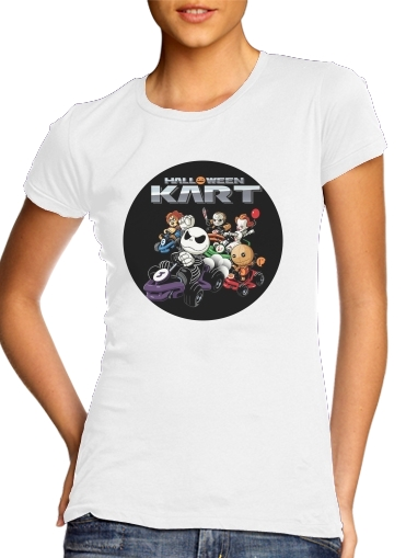 woment Halloween Kart T-Shirts
