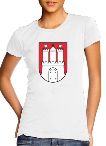 T-Shirts Hamburg Flag