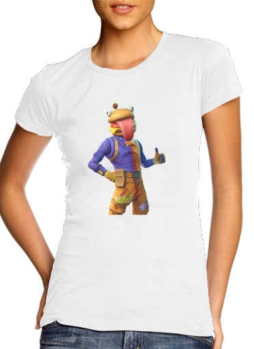 woment Hamburger Fortnite skins Beef Boss T-Shirts