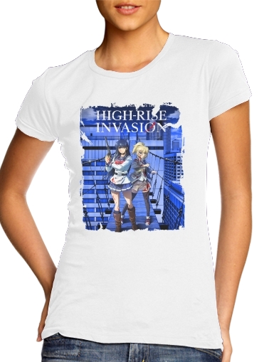 T-Shirts High Rise Invasion