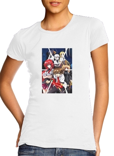 High School DxD for Women's Classic T-Shirt