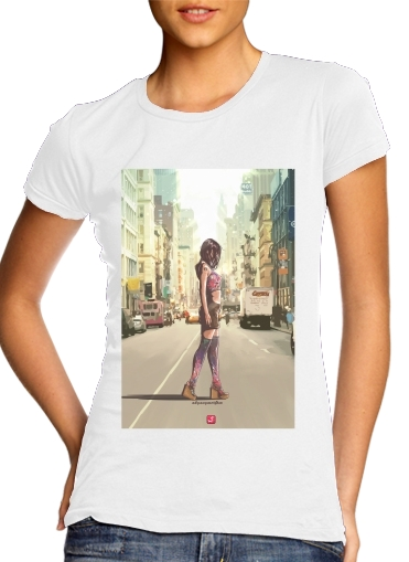 woment Hooker  T-Shirts