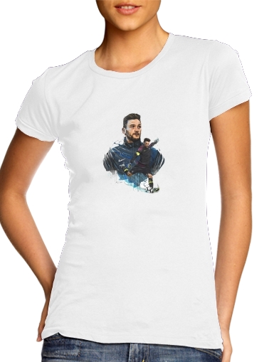 Hugo LLoris for Women's Classic T-Shirt