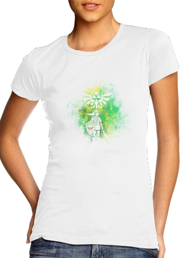 Hyrule Art for Women's Classic T-Shirt