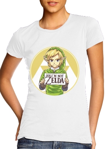 T-Shirts Im not Zelda