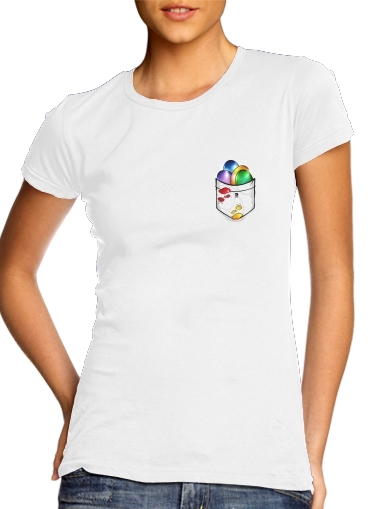 Infinity Gem Mind for Women's Classic T-Shirt