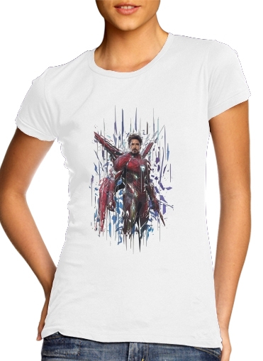 woment Iron poly T-Shirts