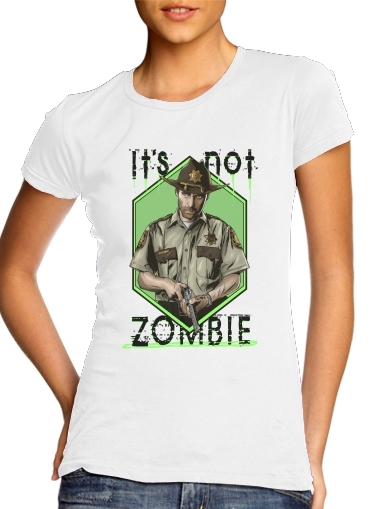 woment It's not zombie T-Shirts