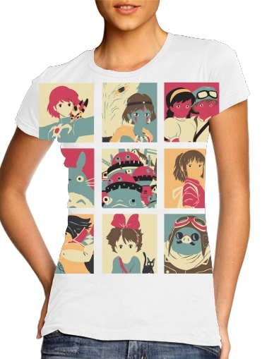 Japan pop for Women's Classic T-Shirt