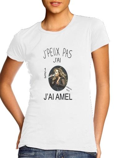 T-Shirts Je peux pas jai Amel