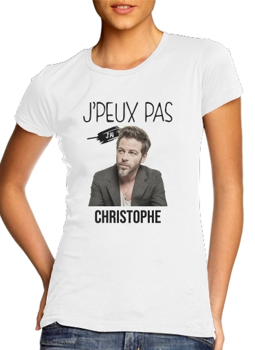 Je peux pas jai christophe mae for Women's Classic T-Shirt