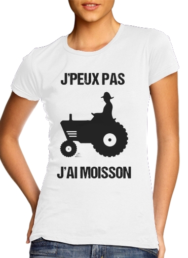 Je peux pas jai moisson for Women's Classic T-Shirt