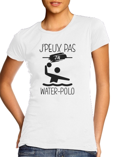 Je peux pas jai water-polo for Women's Classic T-Shirt