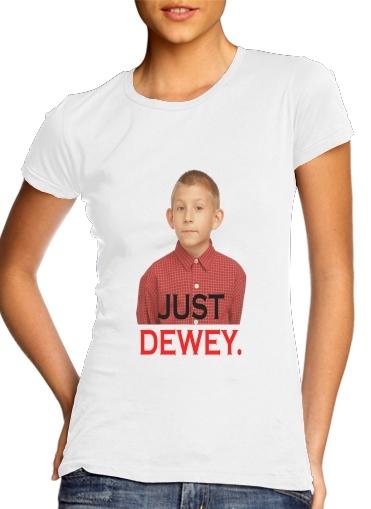 T-Shirts Just dewey