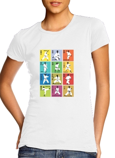 Karate techniques for Women's Classic T-Shirt