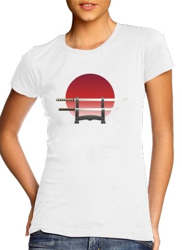 T-Shirts Katana Japan Traditionnal
