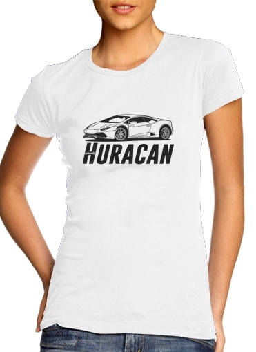 Lamborghini Huracan for Women's Classic T-Shirt