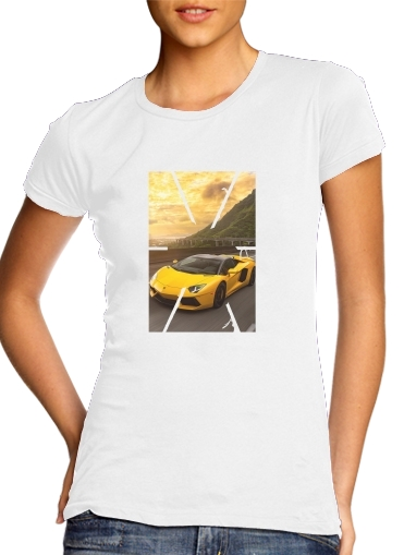 lamborghini for Women's Classic T-Shirt