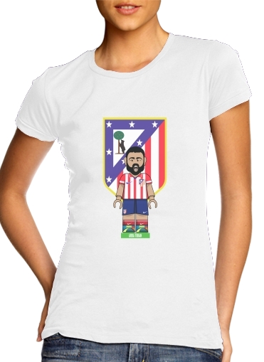 T-Shirts Lego Football: Atletico de Madrid - Arda Turan