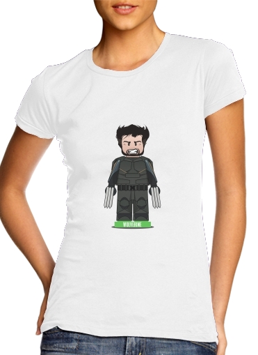 T-Shirts Lego: X-Men feat Wolverine