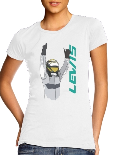 Lewis Hamilton F1 for Women's Classic T-Shirt