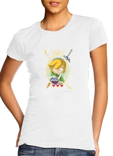 Link Portrait for Women's Classic T-Shirt