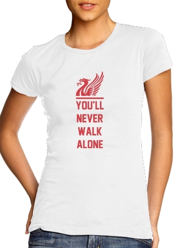 Liverpool Home 2018 for Women's Classic T-Shirt