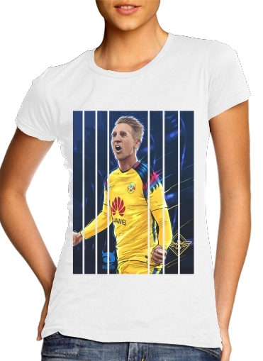 woment Luuk De Jong America T-Shirts