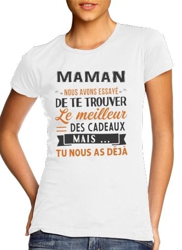 T-Shirts Maman nous avons essaye de trouver le meilleur des cadeaux