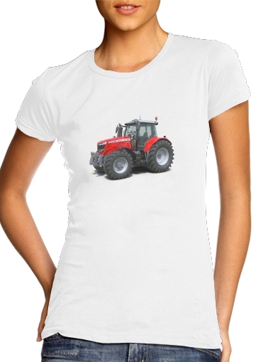 woment Massey Fergusson Tractor T-Shirts