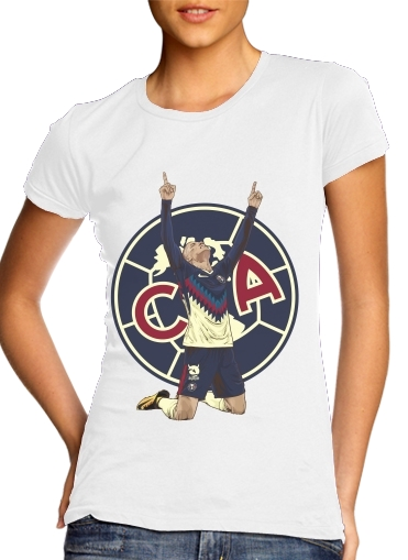 woment Matheus Uribe Aguilas America T-Shirts