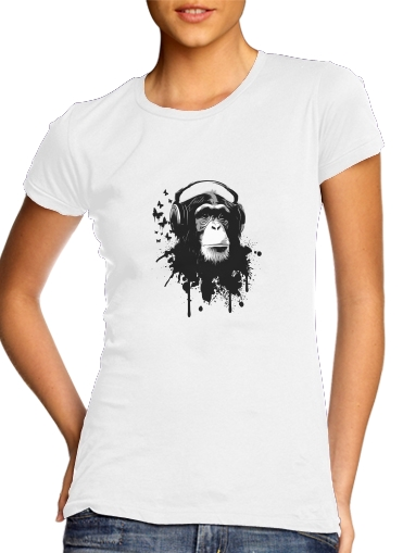 Monkey Business for Women's Classic T-Shirt