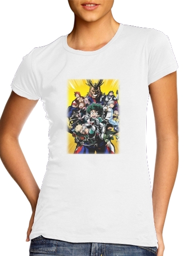 my hero academia Izuku Midoriya for Women's Classic T-Shirt