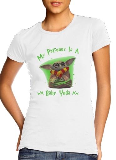 T-Shirts My patronus is baby yoda