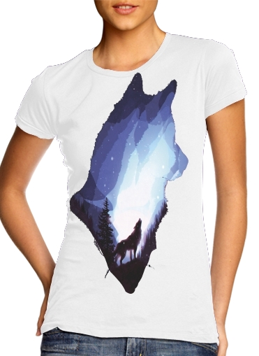 T-Shirts Mystic wolf
