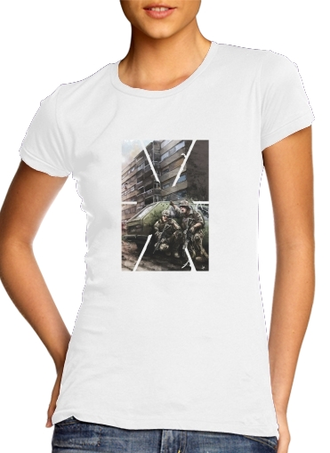 Navy Seals Team for Women's Classic T-Shirt
