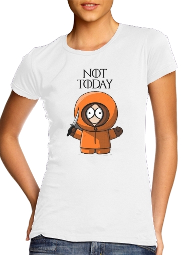 Not Today Kenny South Park for Women's Classic T-Shirt